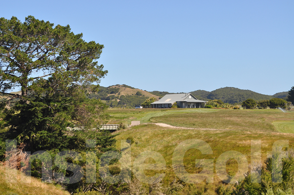 Cape Kidnappers view