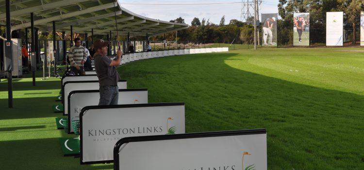 Home on the Range: Kingston Links Driving Range & Improvement Centre