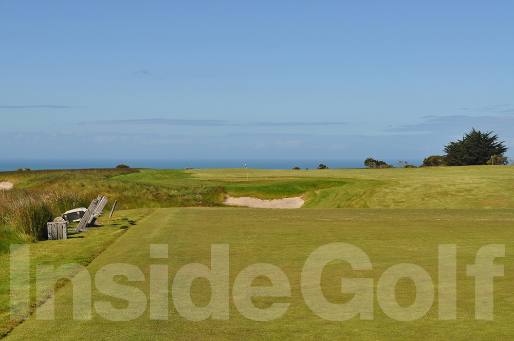 Cape Kidnappers Driving Range