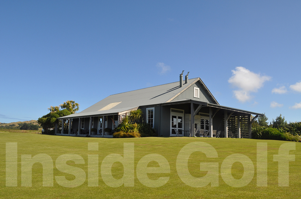 Cape Kidnappers Clubhouse
