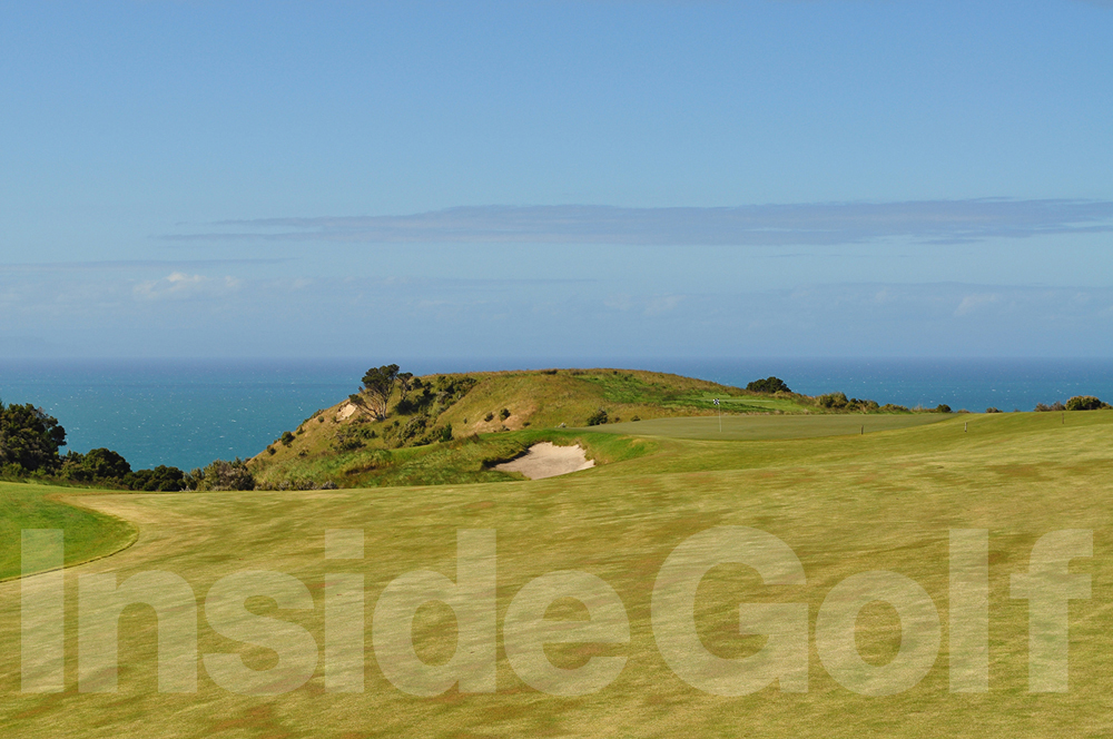 Cape Kidnappers 10th Green