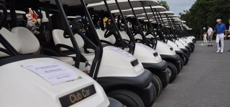The cart before the course