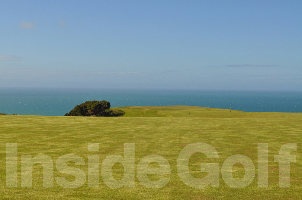 Cape Kidnappers 12th fairway