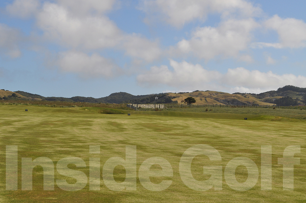 Cape Kidnappers 14th fairway