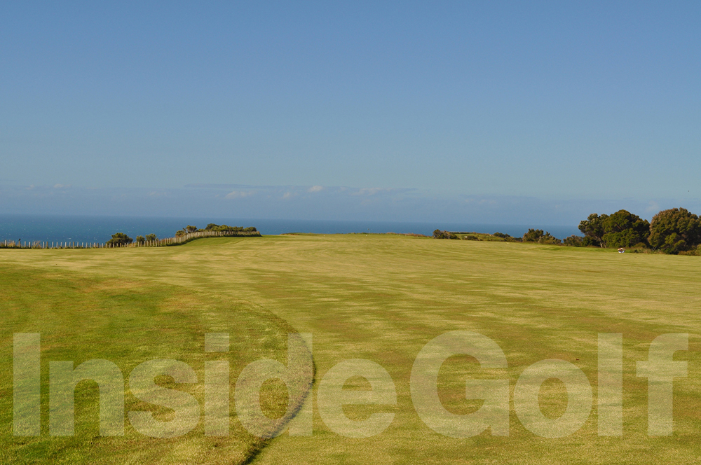 Cape Kidnappers 15th fairway