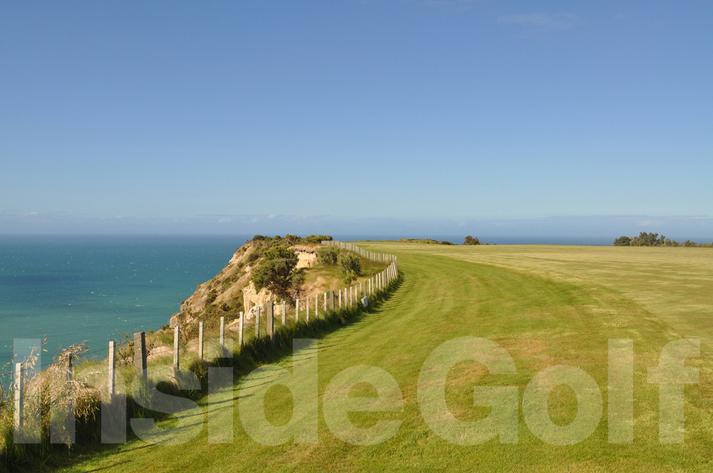 Cape Kidnappers 15th fairway 2