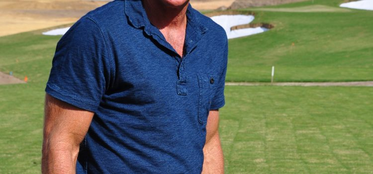 Shark-itecture: Greg Norman on building a golf course from the ground up