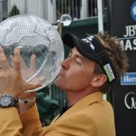 Poulter claims JBWere Australian Masters gold jacket