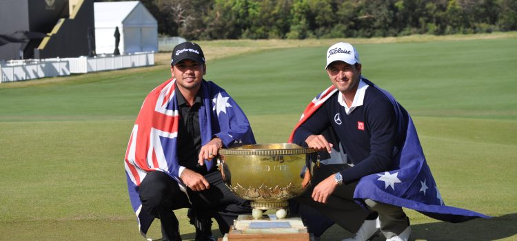 World-class field, venue on show at World Cup of Golf