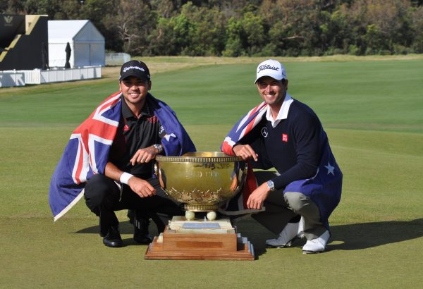World Cup at Royal Melbourne