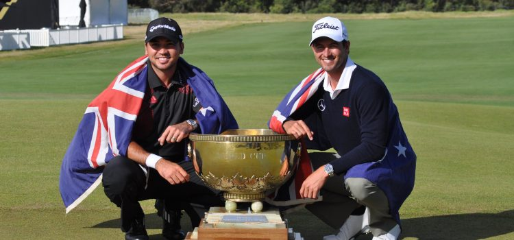 World Cup of Golf, Presidents Cup returning to Melbourne!