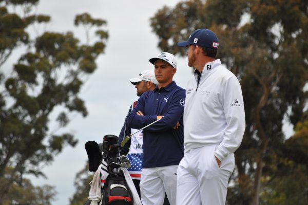 Team USA, Rickie Fowler and Jimmy Walker during the third round of the World Cup of Golf