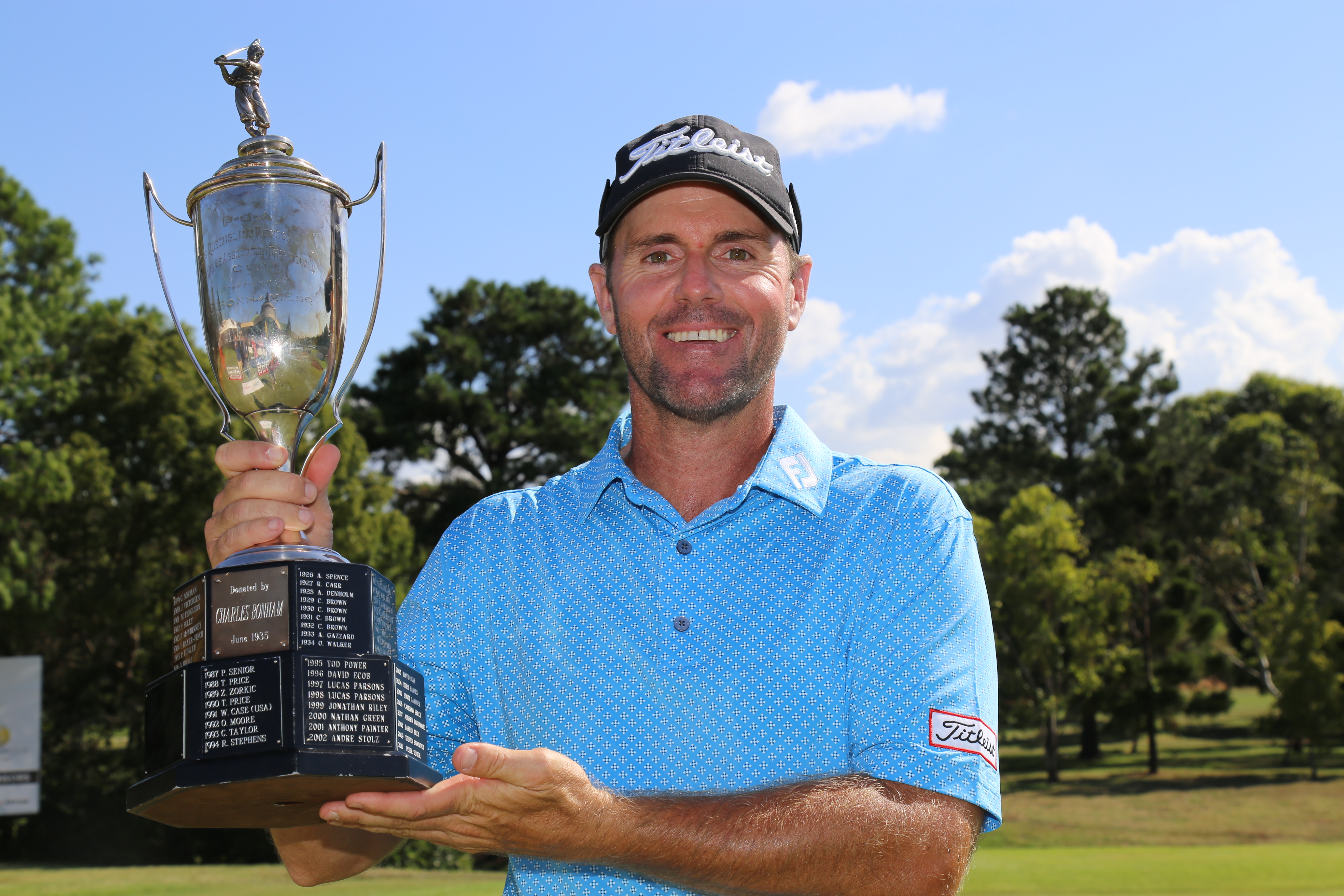 Daniel Fox, credit PGA of Australia