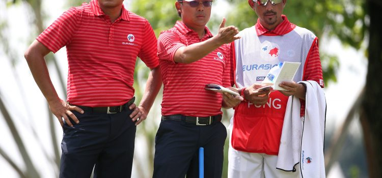 Malaysia's Chia and Fung join World Cup of Golf field