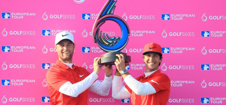 Denmark pips Australia for inaugural GolfSixes event