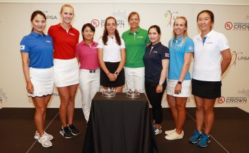 Australian Team finalised for UL International Crown