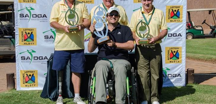 Australia claims first World Cup of Disabled Golf