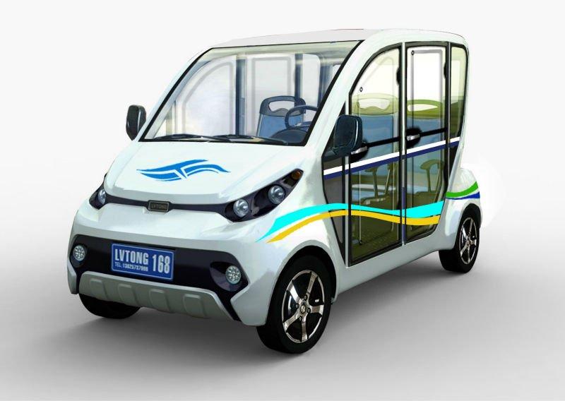 ECAR-Electric car with doors