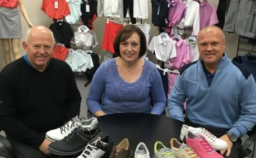 AGS new distributor of ECCO Golf shoes