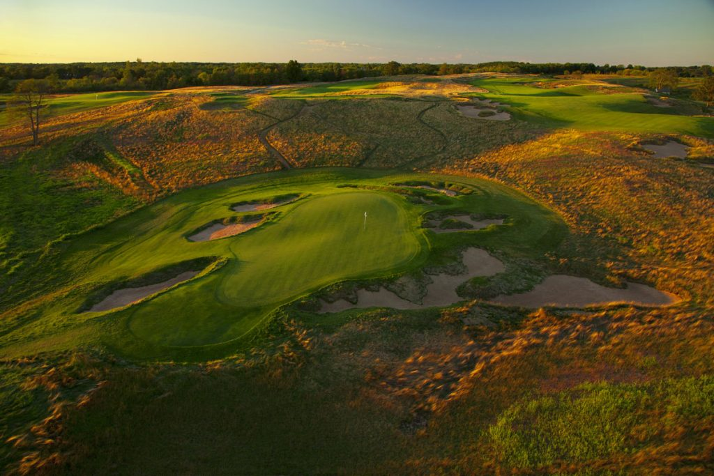 Erin Hills (Photo courtesy of the USGA)