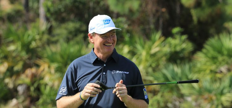 Major Ambition: A new lease of life for Ernie Els