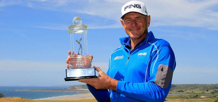 Peter Fowler wins Acorn Jersey Open