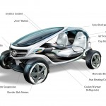 The Mercedes-Benz Vision Golf Cart