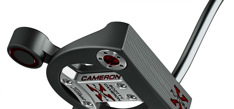 Scotty Cameron Futura X Mallet Putter