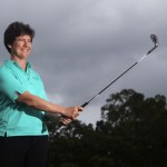 Nerida Wilson, Cairn GC's first woman president