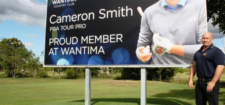 Andy powers into GM role at Wantima