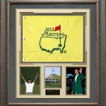 Limited Edition Masters Flag Collage
