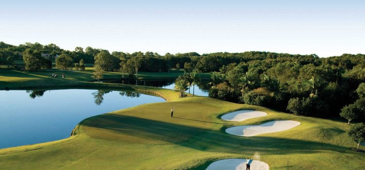 The Great Aussie Golf Getaway