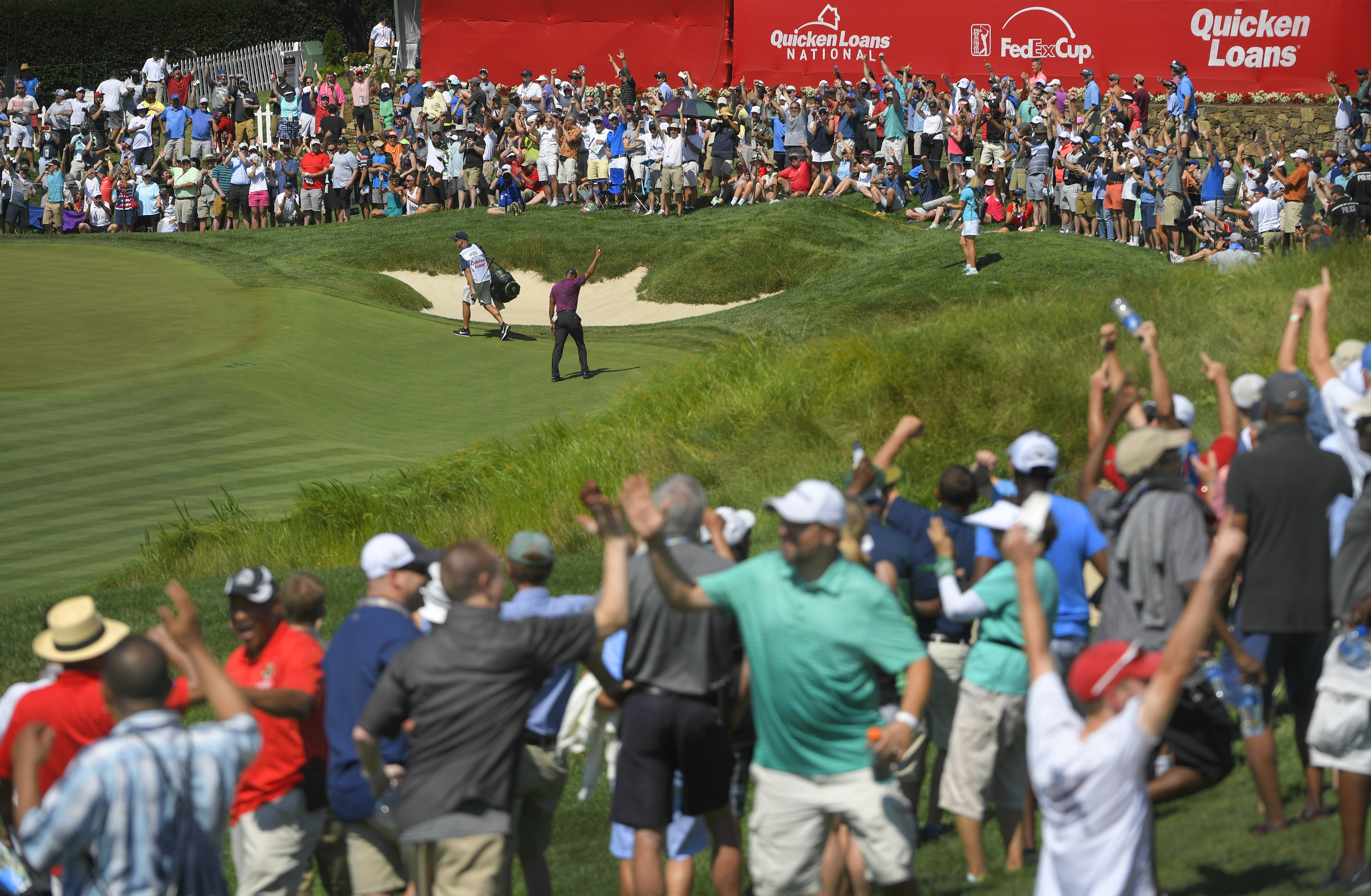 Quicken Loans National – Round Two