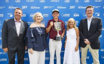 Gold Coast secures the Australian PGA Championship for another three years