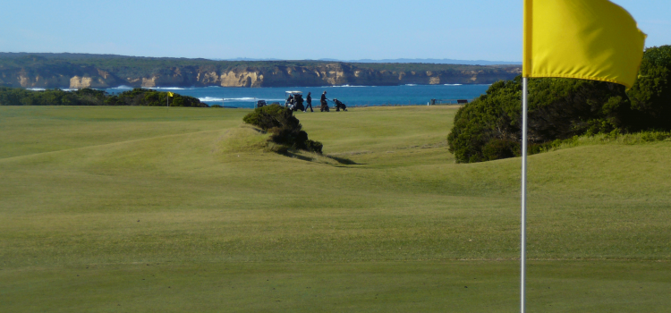 Inland golf for Shipwreck Coast?