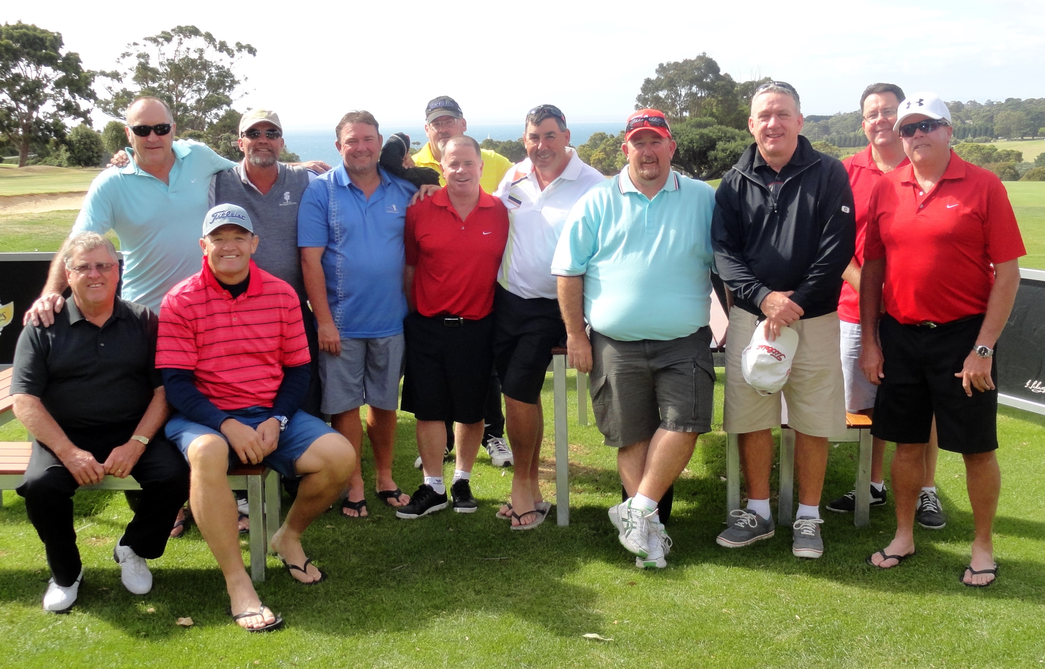 Great Golf Getaways – Bluey Landon Cup Group (Mornington GC)