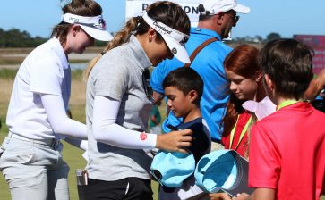 Female participation, golf's culture a focus for Vision 2025