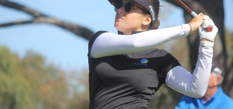Oates Vic Open tees off