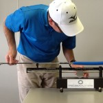 Checking a putter's headweight
