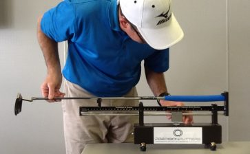 What putterhead weight and swing weight should you be using?