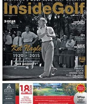 Inside Golf hits record high