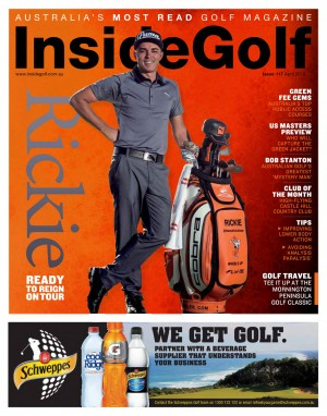 Inside Golf April 2015