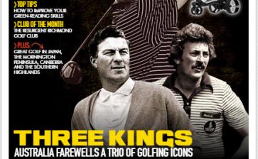 September 2018 Issue of Inside Golf online