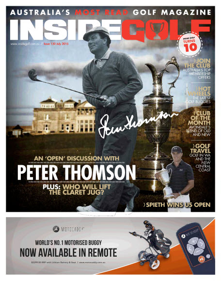 Inside Golf, Issue 120