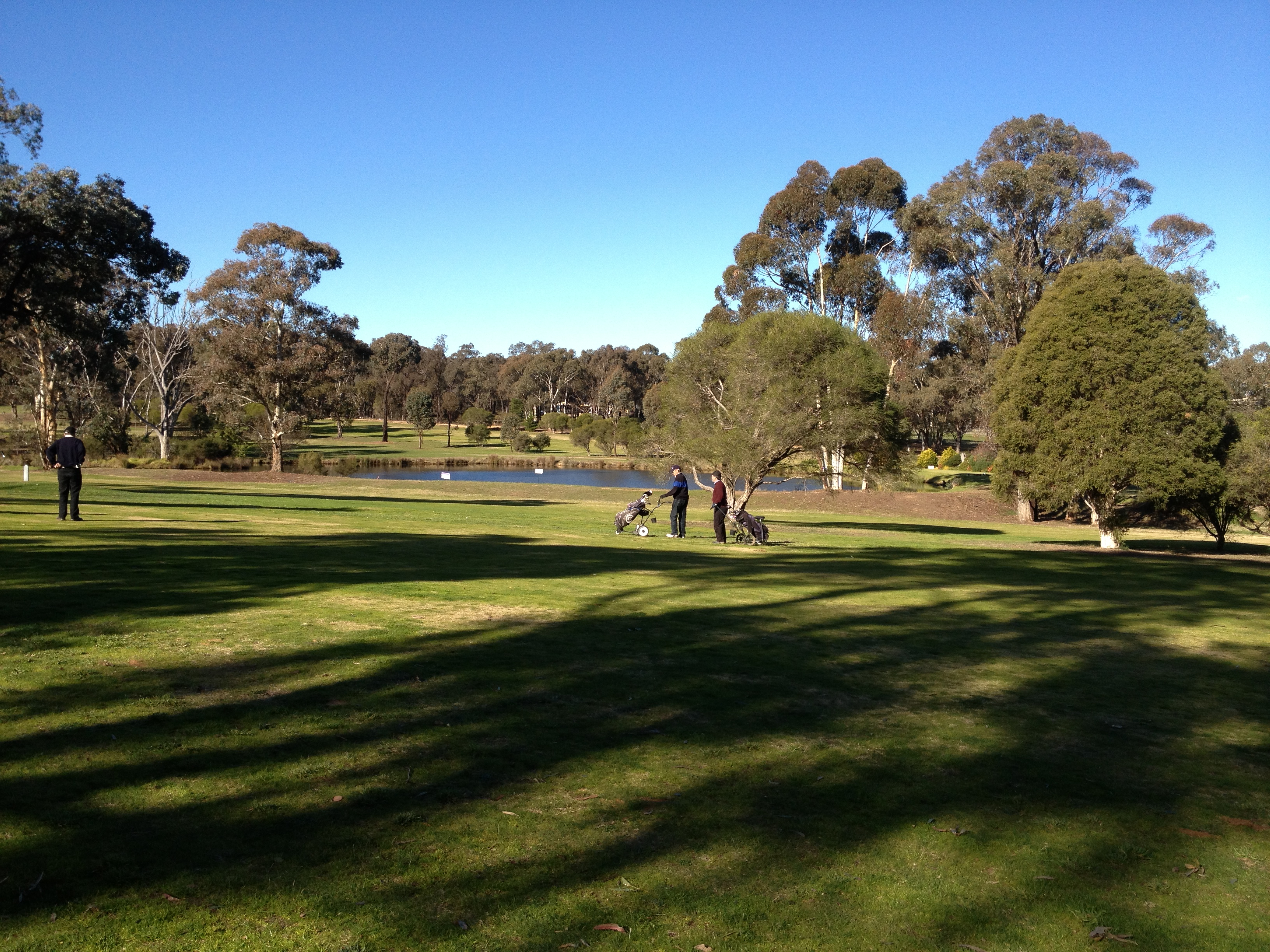 Eaglehawk GC