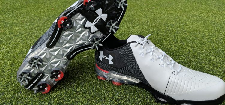 We Tried it: Under Armour Spieth 2 Shoe