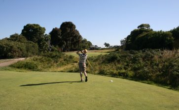 GolfNutters enjoy a day at Kingston Heath