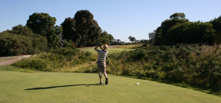 GolfNutters enjoy a day at Kingston Heath