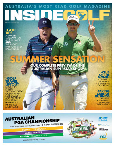 Inside Golf and Inside Golf Travel – Digital Versions