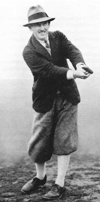Ivo Whitton (Photo: Golf Australia)